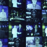 Zhang Peili, 'Broadcasting at the Same Time' (2002)