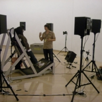 Transmute Collective at Synthetic Times, 2008