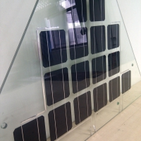 MAAP partners with Kisun Renewable Energy to make custom BIPV panels