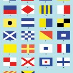 Naval Signal Code, use to decipher flags