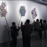 Wang Peng, 'CD Fan' (2002)