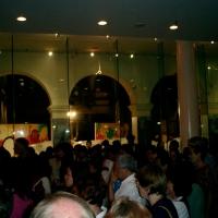 Opening night MAAP in Singapore 2004: GRAVITY