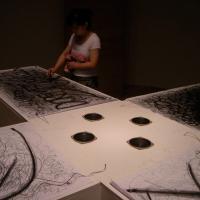 Kim Kichul at Synthetic Times, 2008