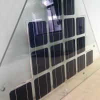 MAAP partners with Kisun Renewable Energy to make custom BIPV panels